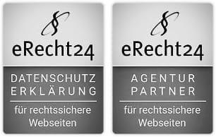 eRecht24 Logo Hover Link zu marcello